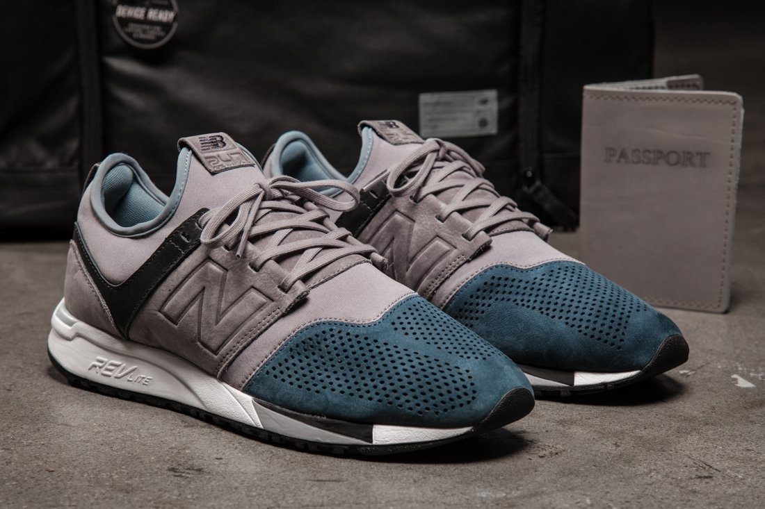 new balance 247 homme gris