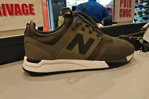 basket new balance 2017