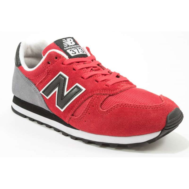 new balance 373 gris rouge