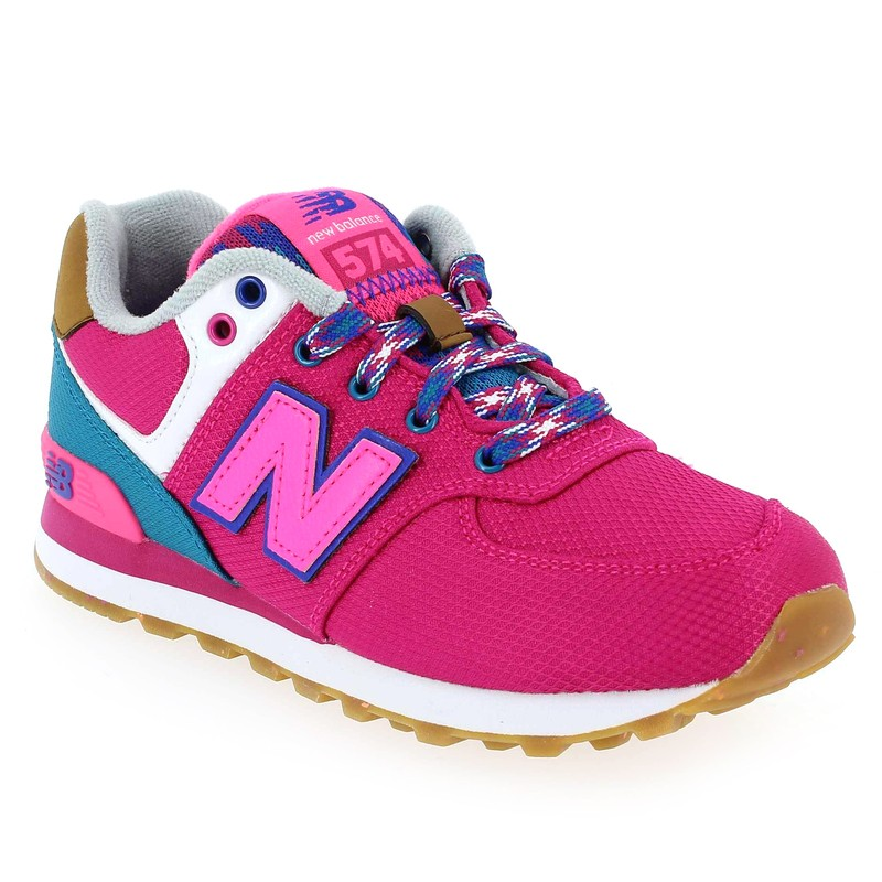 new balance fille scratch