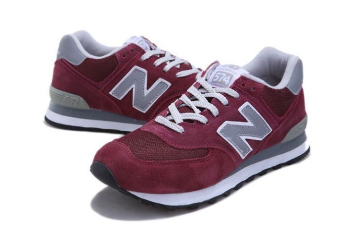 new balance bordeaux 574 homme