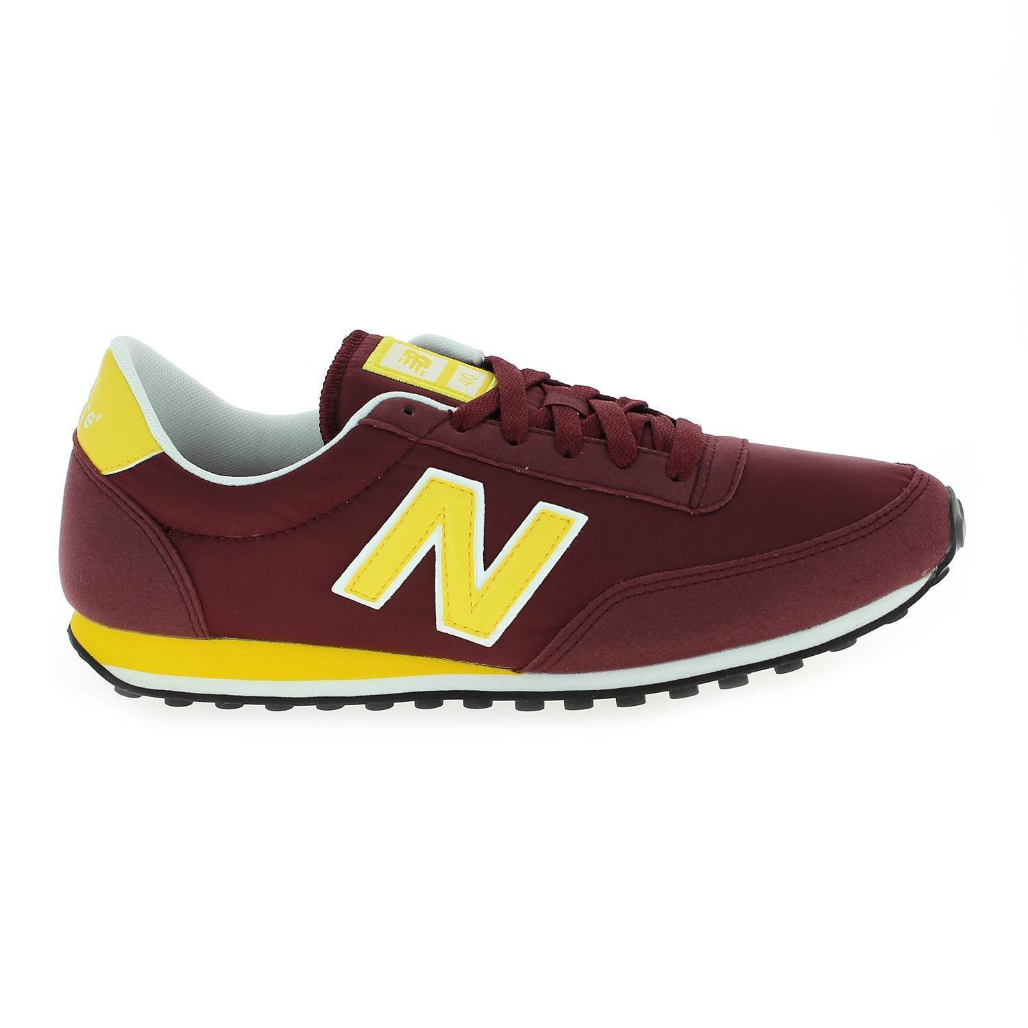 new balance 410 bordeaux jaune
