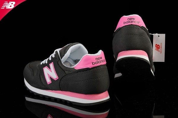 new balance m373 gris et rose