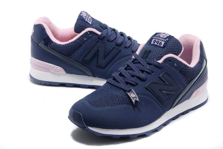 new balance rose bleu