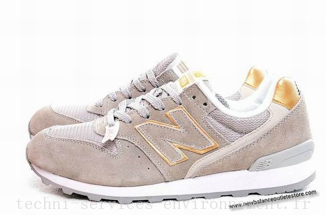 new balance femme 996 gris or