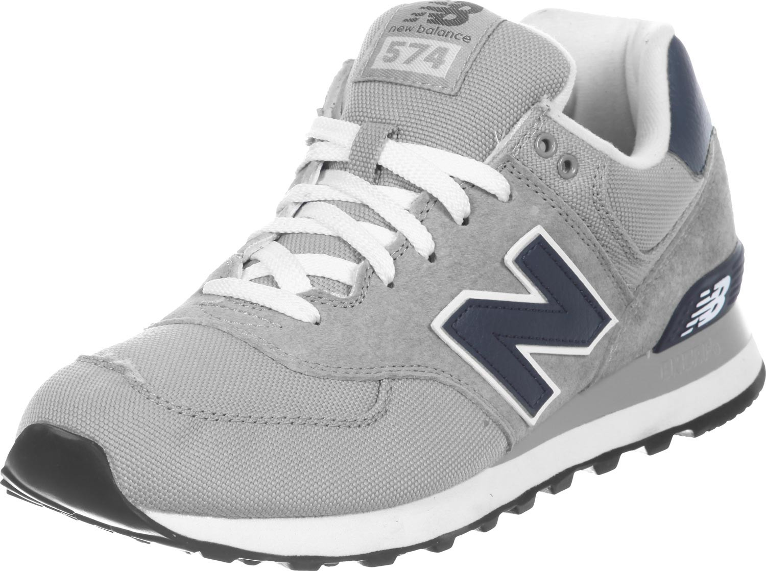 new balance ml574 gris bleu marine