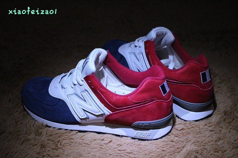 new balance 577 homme rouge