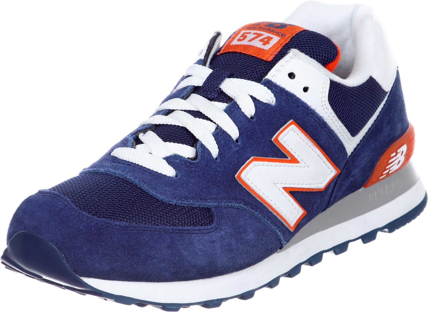 574 new balance homme orange