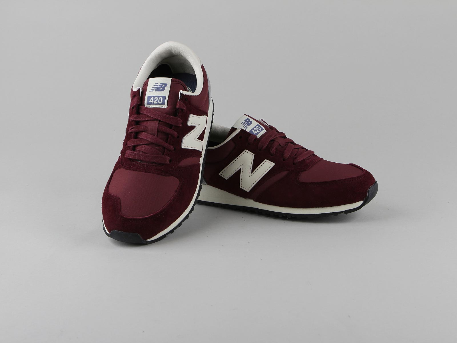 new balance u420 rouge homme