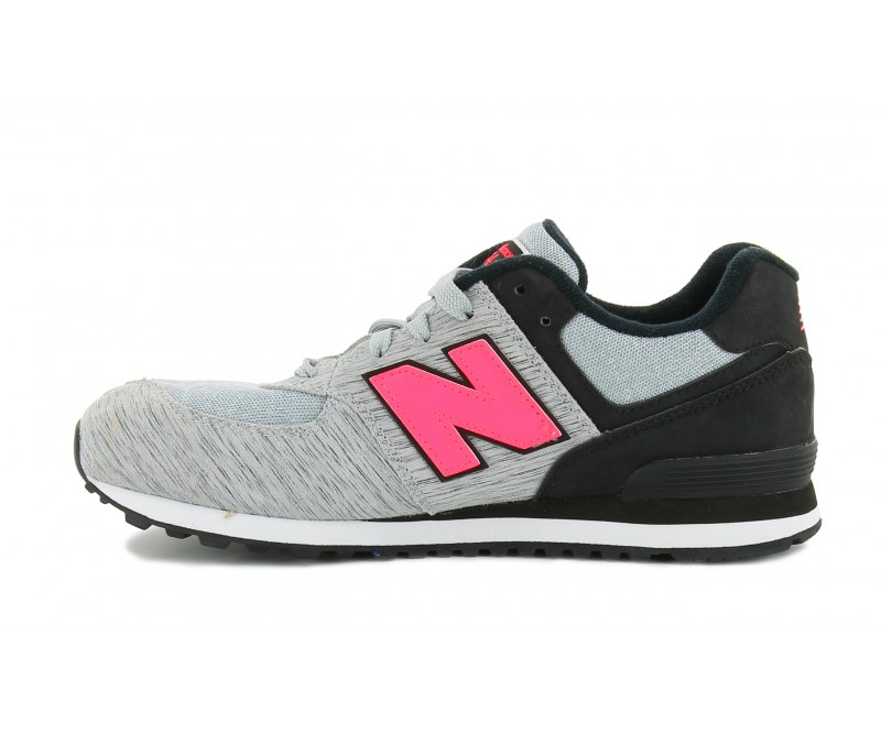 new balance kl574 gris rose