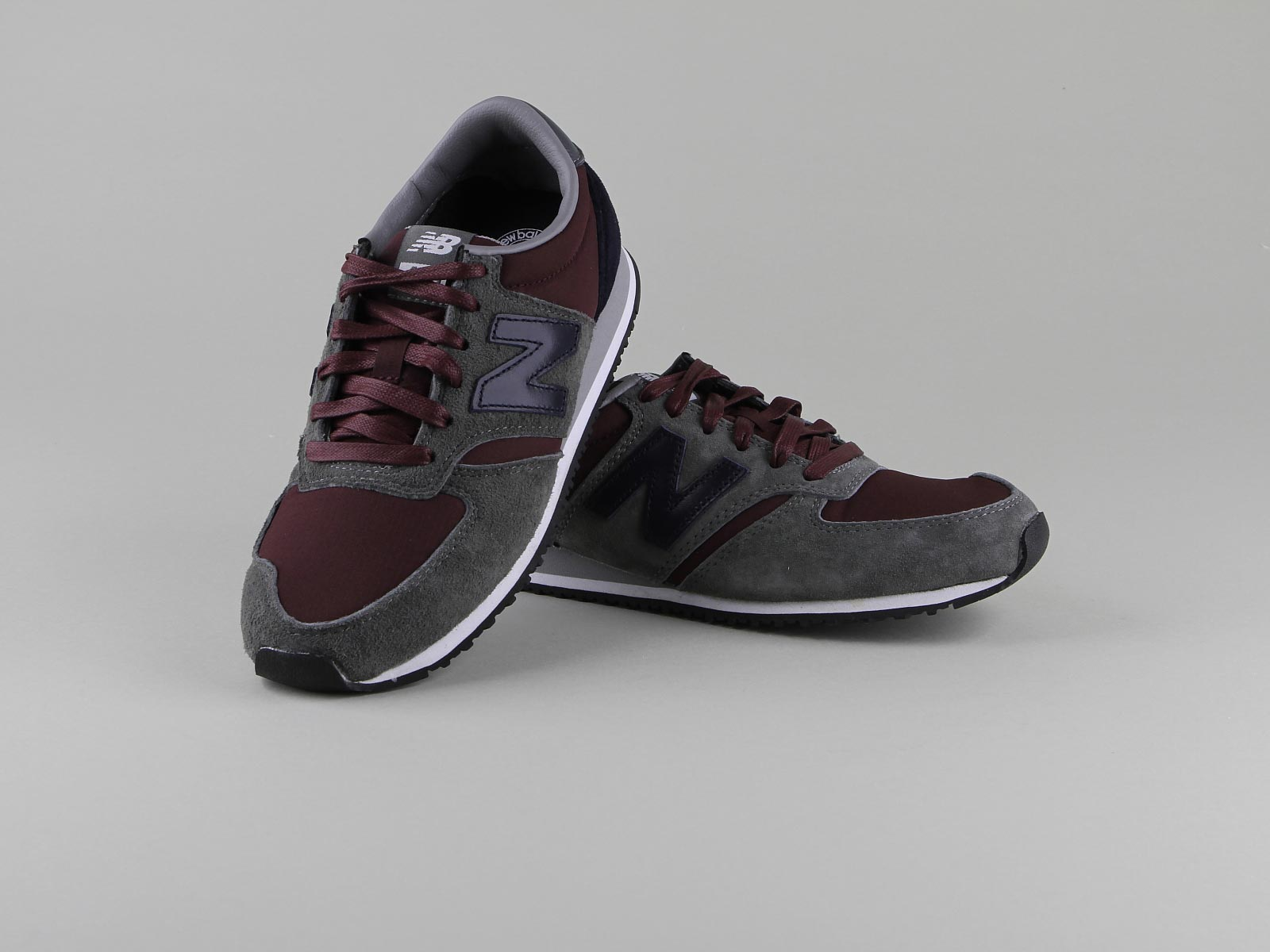 new balance grise bordeaux