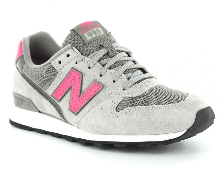 new balance rose et gris