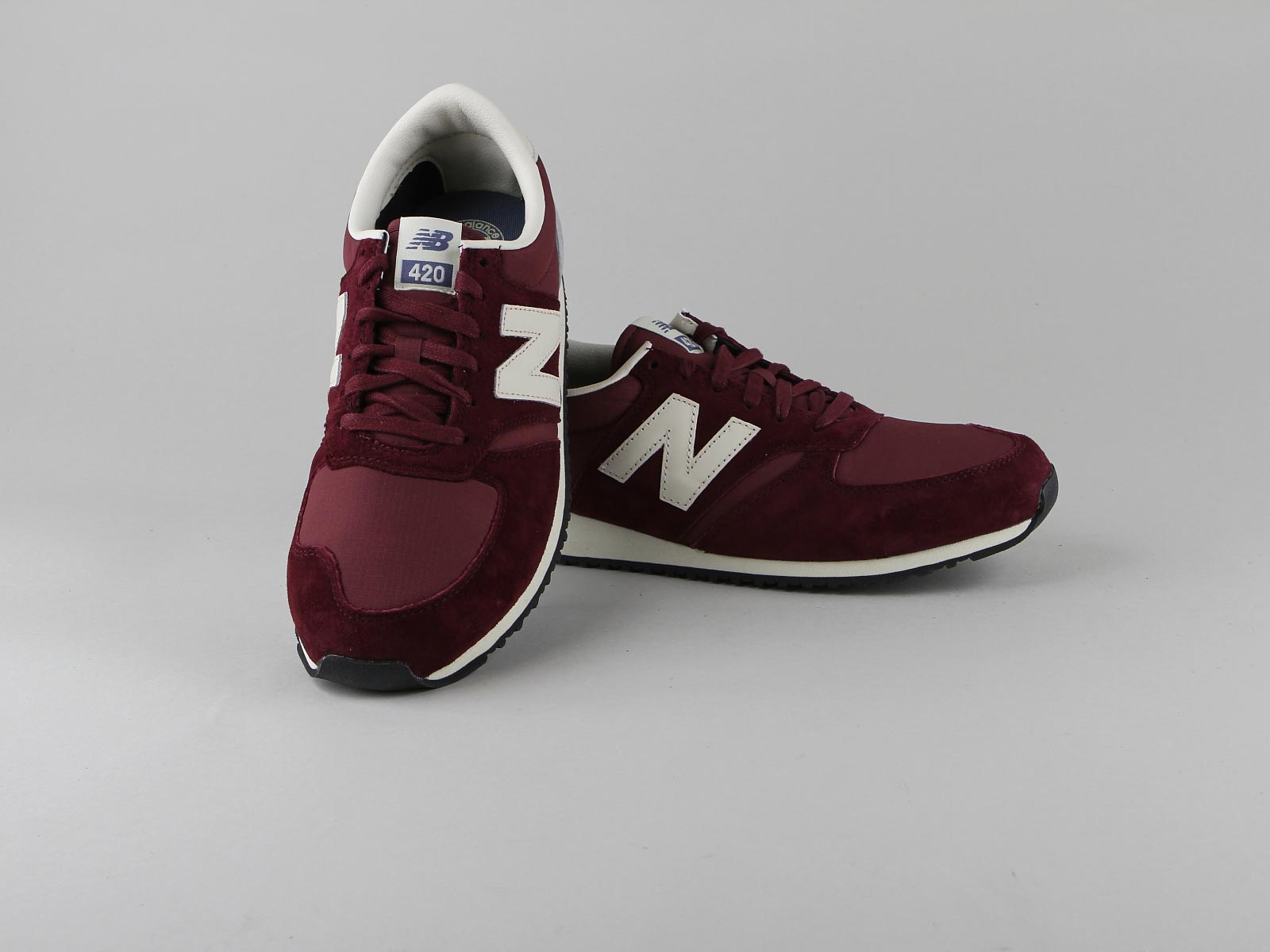 new balance homme u420 rouge