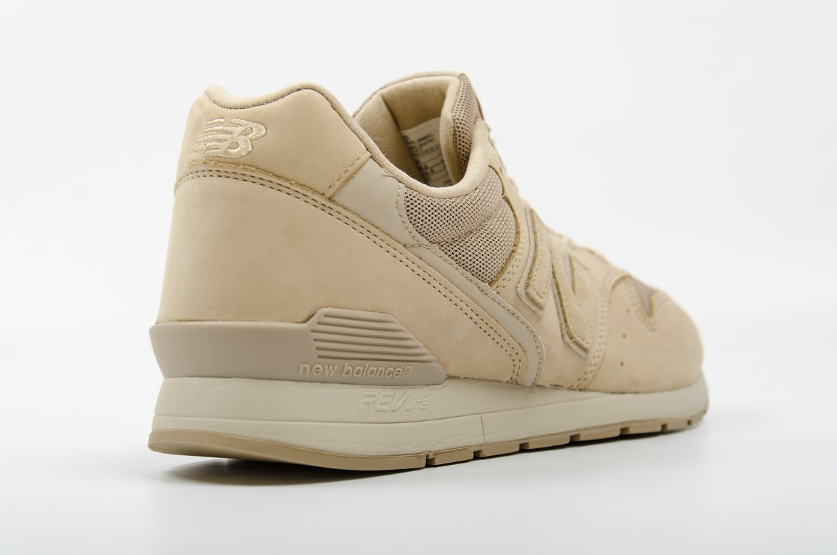 new balance all beige