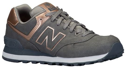 new balance marron et bronze